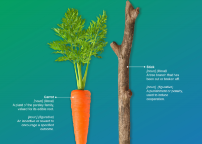 Carrots & Sticks 2020 Report