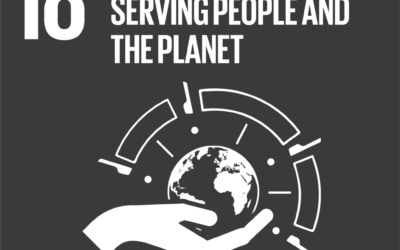 The Missing SDG: Ensure the Digital Age Supports People, Planet, Prosperity & Peace