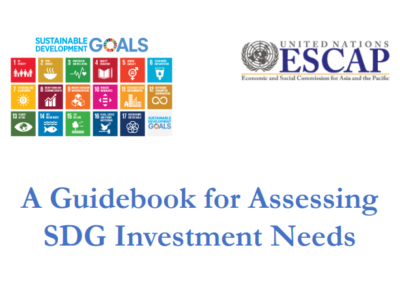 A Guidebook for Assessing SDG Investment Needs