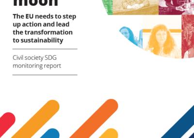 Civil society SDG monitoring report