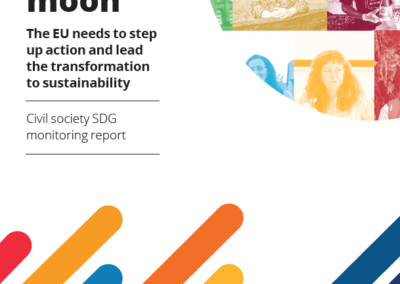 Civil society SDG monitoring report