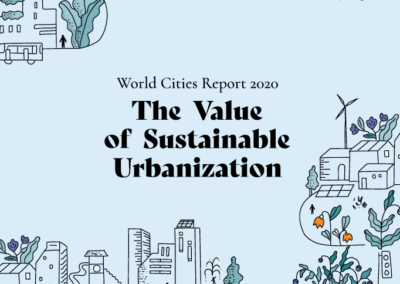World Cities Report 2020