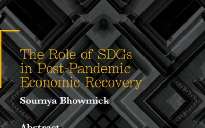 The Role of SDGs in Post-Pandemic Economic Recovery