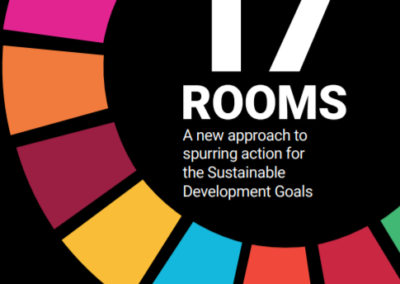 17 Rooms: A new approach to spurring action for the Sustainable Development Goals