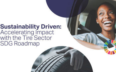 Leading tire manufacturers launch sustainability Roadmap